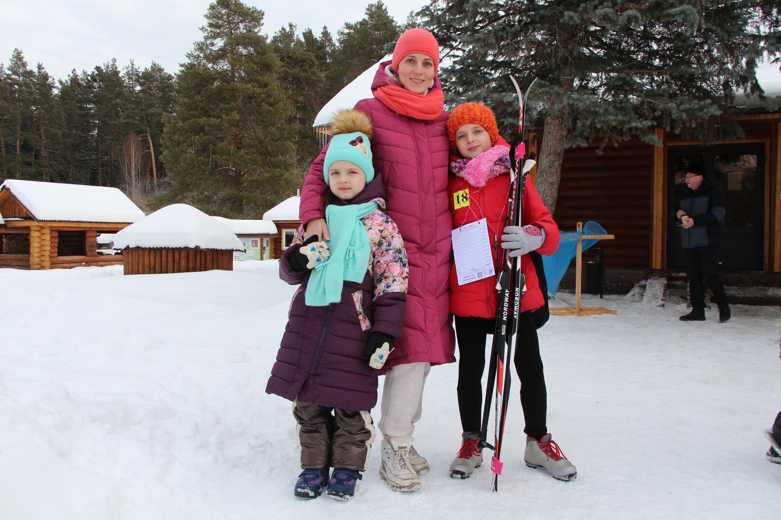 В Мордовском заповеднике состоялся экологический старт Лыжни России